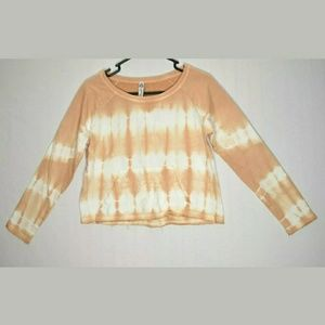 American Rag Long Sleeve Crop Top NWT